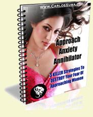 Approach Anxiety Annihilator